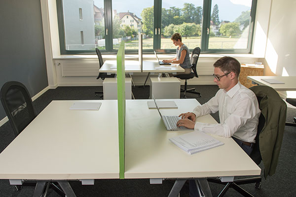Permanent Co-Worker bei Working Point, Altdorf