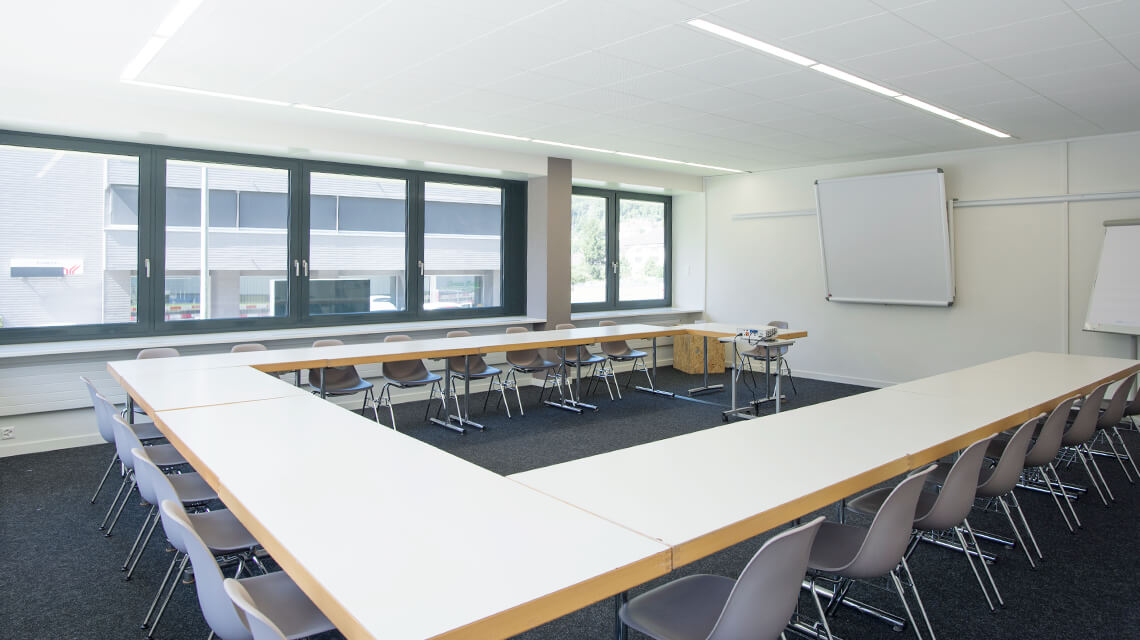 Raum für Seminare - Working Point Altdorf